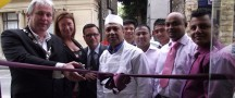 Siraj, a qualified head chef for over 25 years, opening the New Mogul's